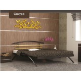 Кровать модель Сакура с орт. основанием