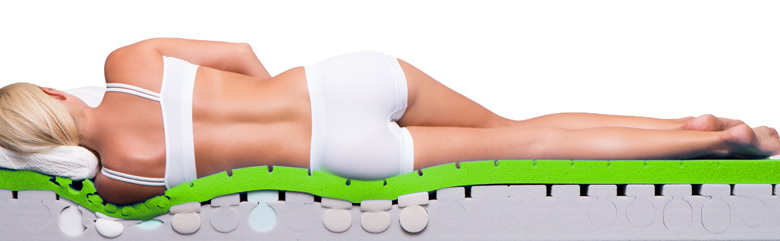 При каких заболеваниях необходим ортопедический матрас?