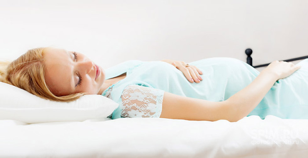 На каком матрасе спать беременным