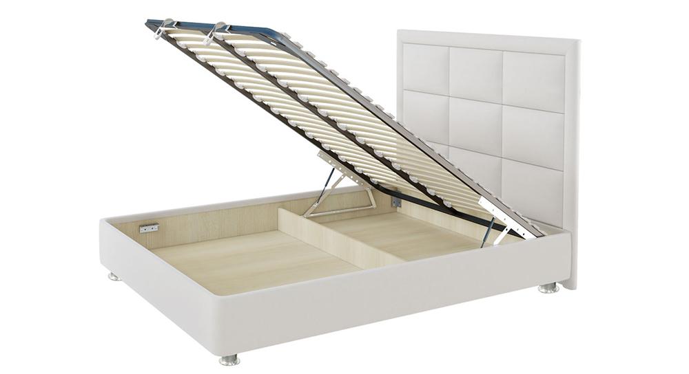 Кровать с подъемным механизмом: за и против